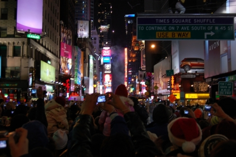 New Year\'s Eve in Times Square